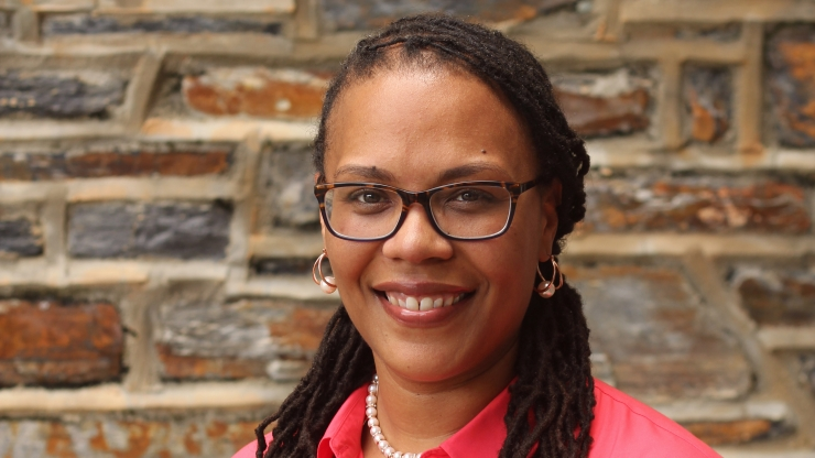 Adrienne Stiff-Roberts, Duke University