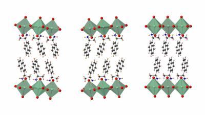 geometric drawings of molecules